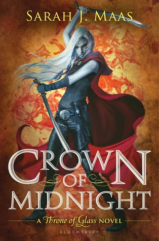 Crown of Midnight cover