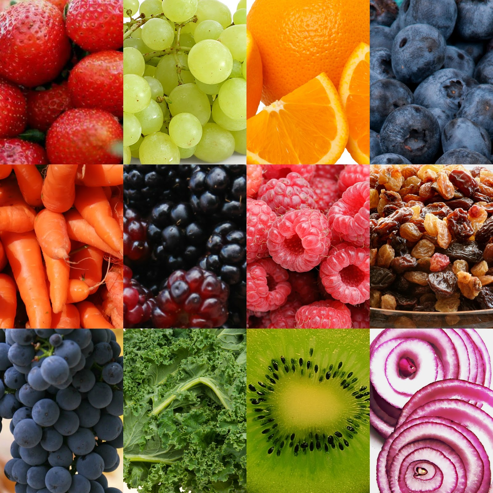 the brashear kids fruits and vegetables a rainbow of flavor