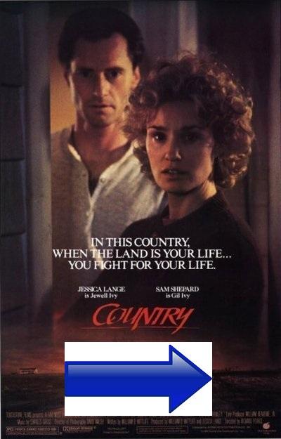 http://jessicalangefilmography.blogspot.com.es/2016/01/country-1984.html