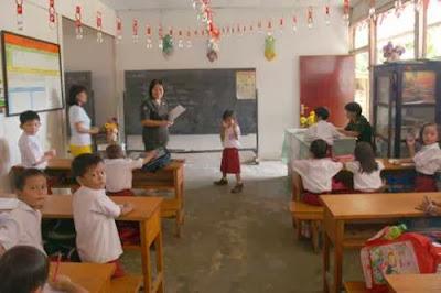 Sistem penghitungan jam mengajar ini mengacu implementasi kurikulum 2013.