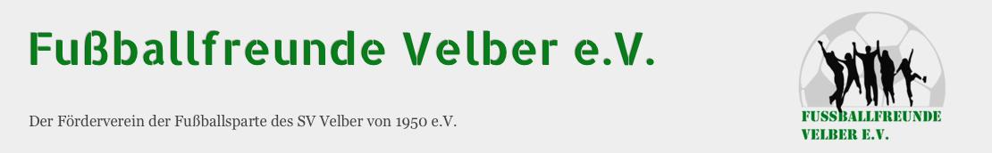 Fußballfreunde Velber e.V.