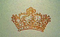 Delicata Crown Card