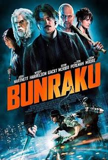 Filme Poster Bunraku VODRip XviD & RMVB Legendado