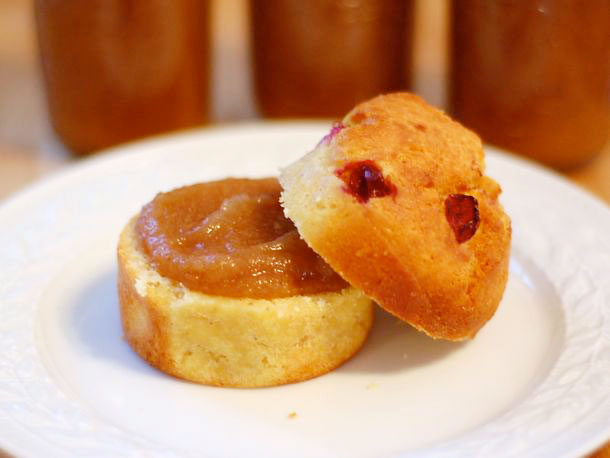 Sasaki Time: Slow Cooker Apple Butter Recipe!