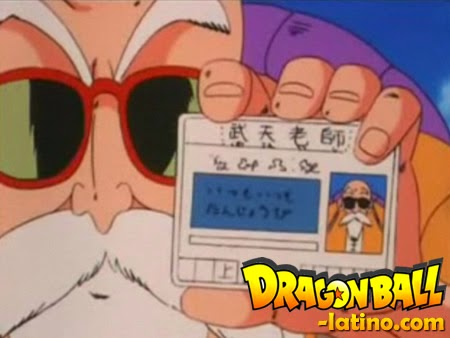 Dragon Ball capitulo 8