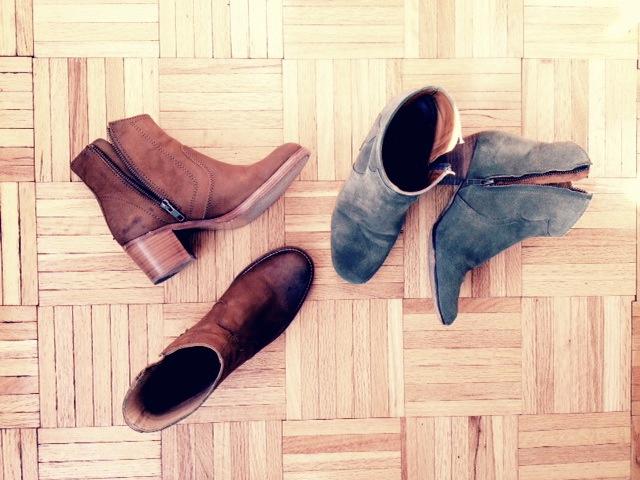 les antimodernes blog - a.p.c. isabel marant boots