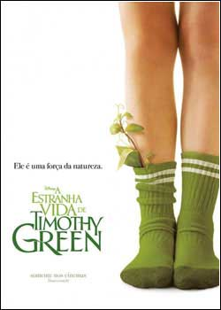 Download Filme A Estranha Vida de Timothy Green BDRip AVI Dual Áudio
