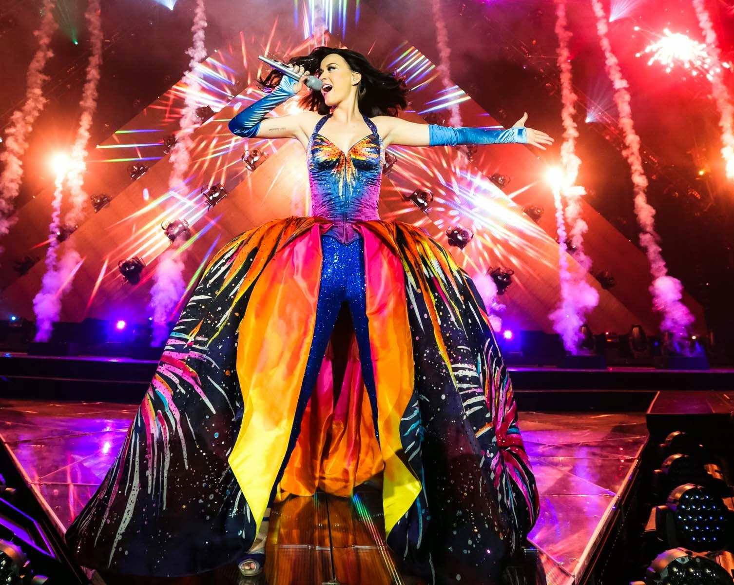 TV This Week, March 22 - 29: 'Katy Perry: The Prismatic World Tour ...
