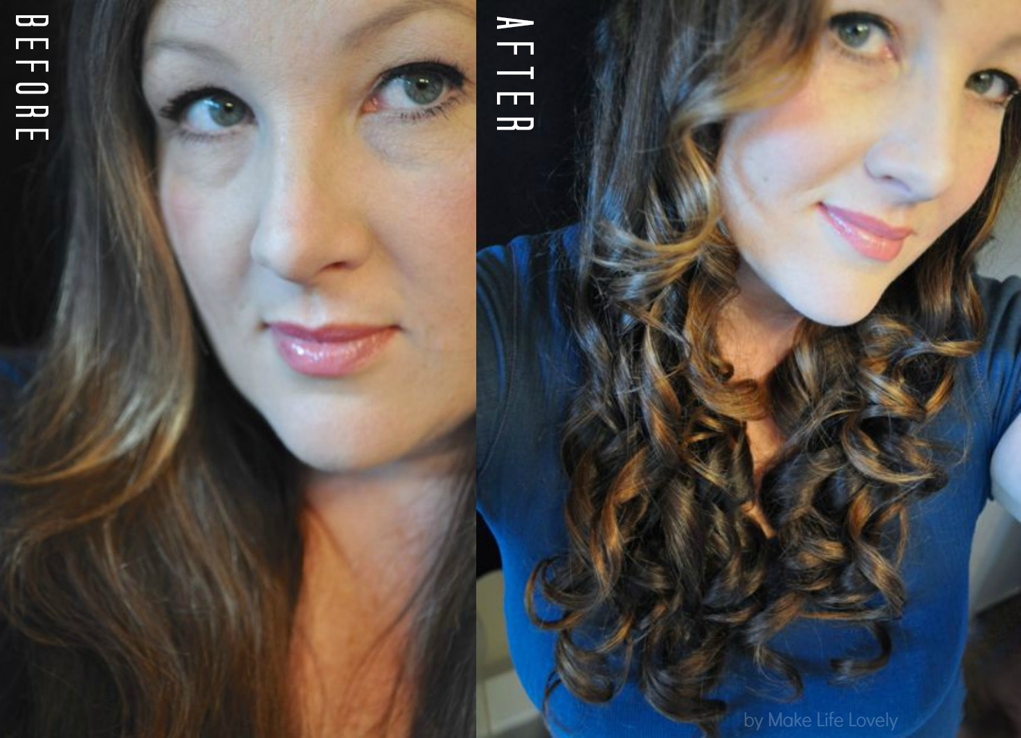 Hair Curling 101 With Conair Curl Secret Make Life Lovely