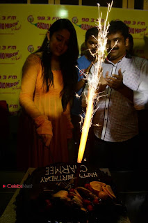 Charmi Birthday Celebrations Pictures at Radio Mirchi ~ Celebs Next