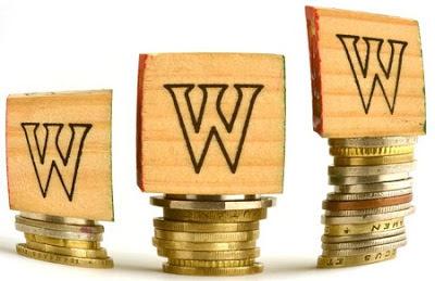Dinero en la www (World Wide Web)