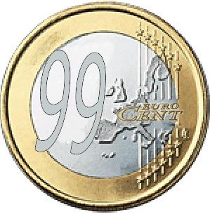 99 euro