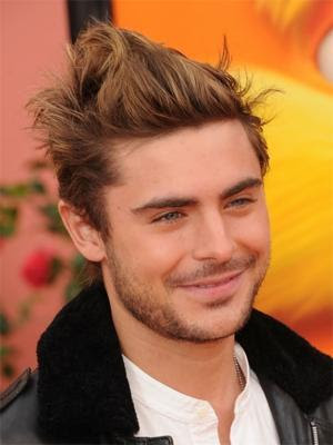 Zac Efron Hollywood Actor Wallpaper