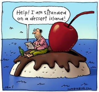Help I'm stranded on a dessert island
