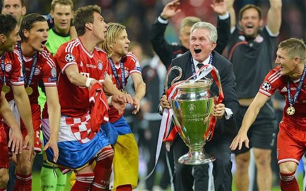 1000 millones de euros es la razón por la que la Champions League será paga para ver en Inglaterra