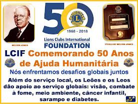 FUNDAÇÃO LIONS INTERNACIONAL