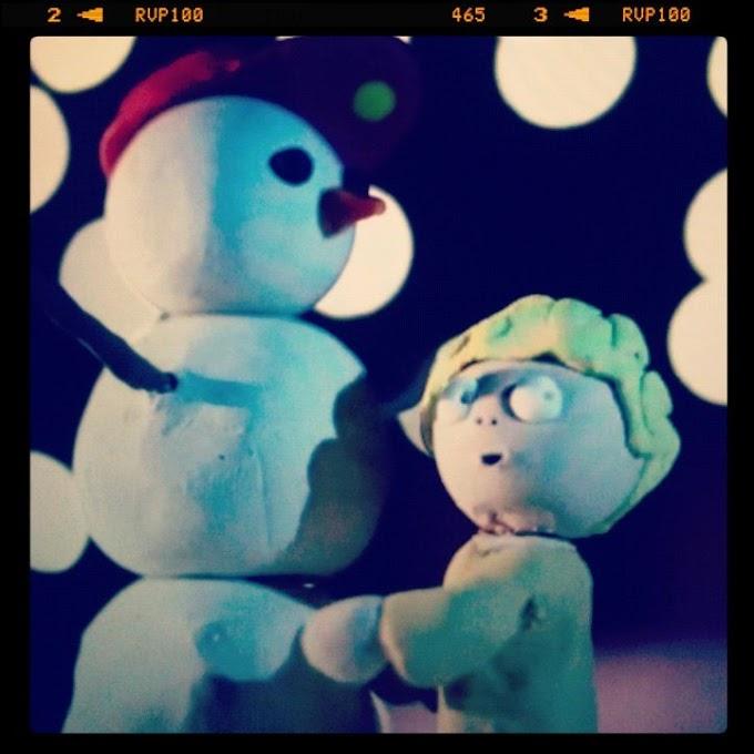Sendeschluss: Sufjan Stevens - Mr. Frosty Man