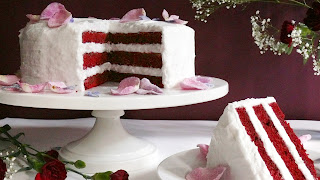 Resep Red Velvet CakeResep Red Velvet Cake