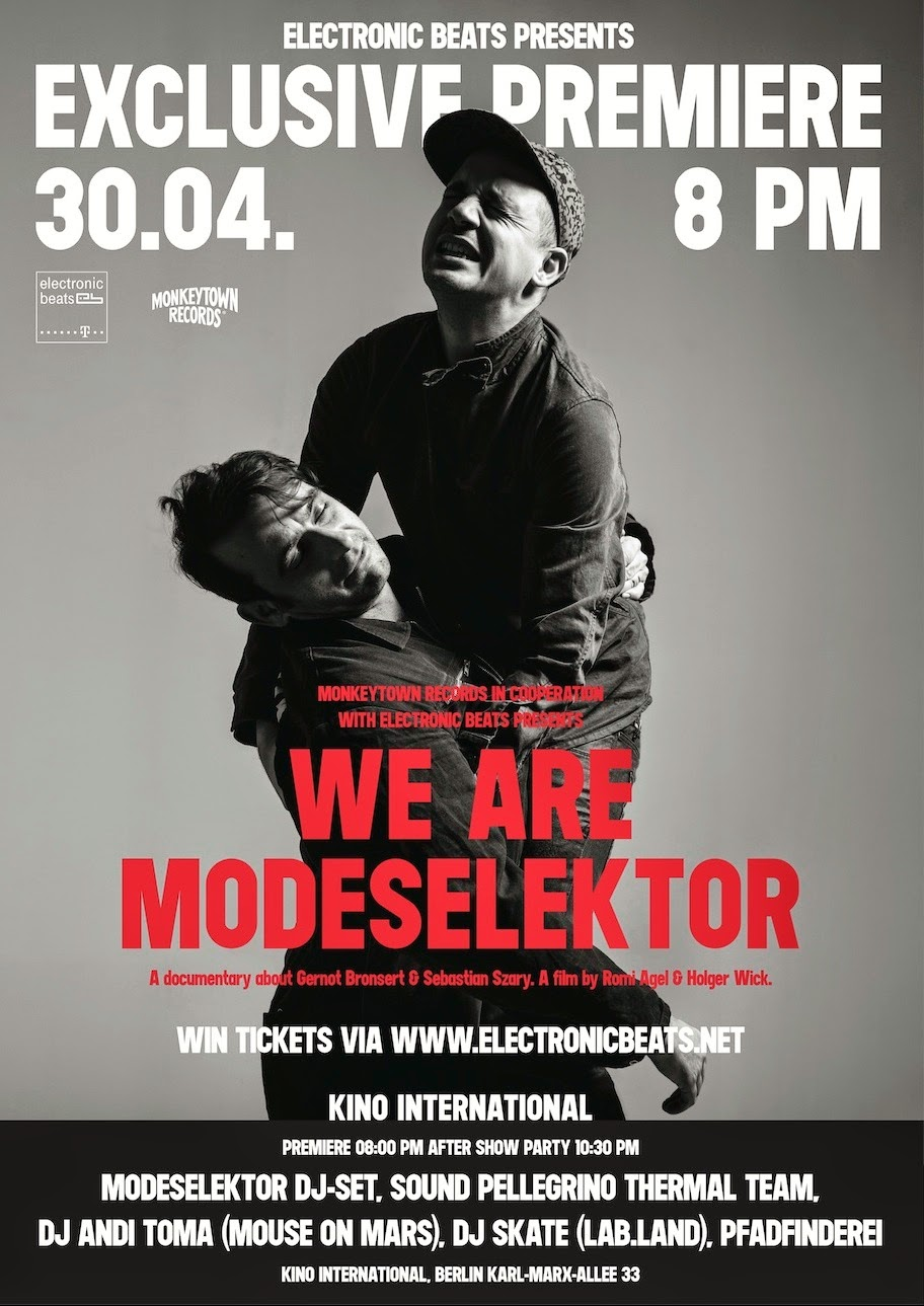 Ver We Are Modeselektor (2013) Online