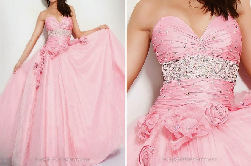 Pink Long Prom Dresses from Pickedresses | Raellarina - Philippines ...
