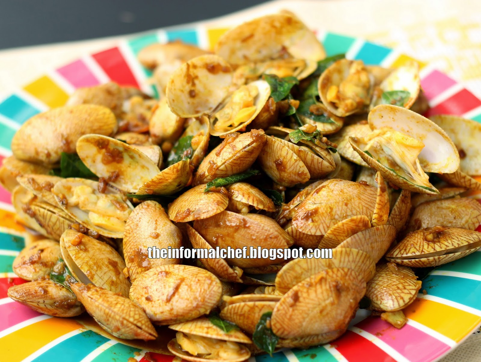The informal chef chinese clam recipe kum heong lalaclam chinese clam recipe kum heong lalaclam forumfinder Images