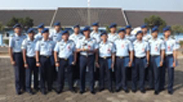 Prajurit TNI AU Ini Raih Juara Pertama Lomba Karya Cipta Teknologi 2015