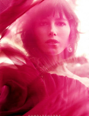 American actress Jessica Biel for the cover shoot of the fashion magazine InStyle US for their August 2012 issue