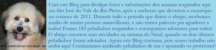 SOS Animais de São José
