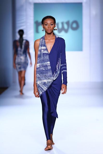 MTN Lagos fashion and Design week 2012 : Nkwo