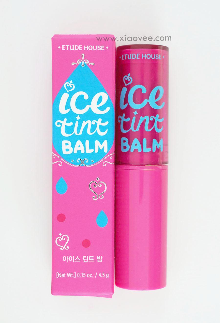 Etude Ice tint balm PK002