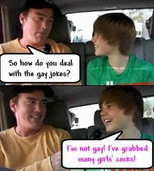 The Facemash Post - Tidak Tahu Mau Jawab Apa, ekspresi wajah Justin Bieber Tertunduk Diam Seribu Bahasa
