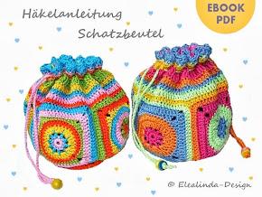 """Ebook Schatzbeutel """"Baggy"""" +NEU+"""