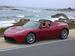 Tesla Roadster Sports Wallpapers