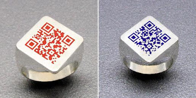 Creative QR Code Inspired Products and Designs (15) 12