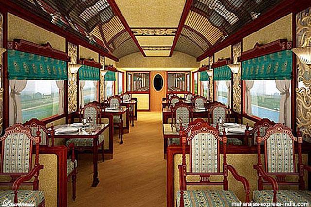 Foto-Maharaja-Express-Kereta-Mewah_7