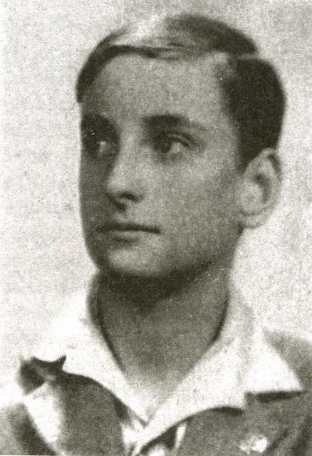 Leopold Wojciech Kronenberg zdjęcie 1934 r.
