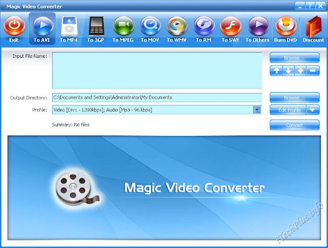 magic video converter 12.1 11.11 registration key free download