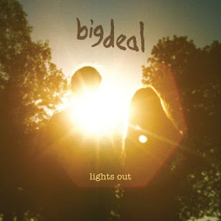 Big Deal Lights Out Indie Duo Mute Records 2011 album Chair single