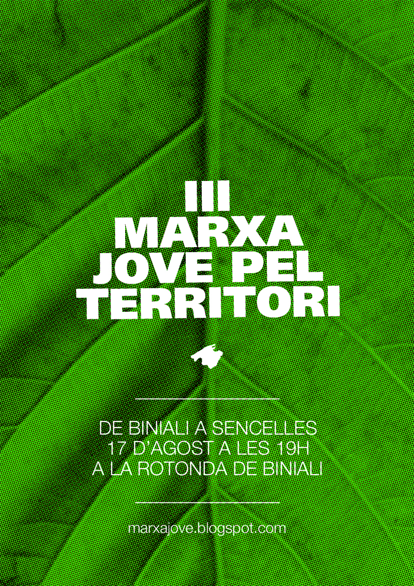 III Marxa Jove pel Territori (17-08-13)