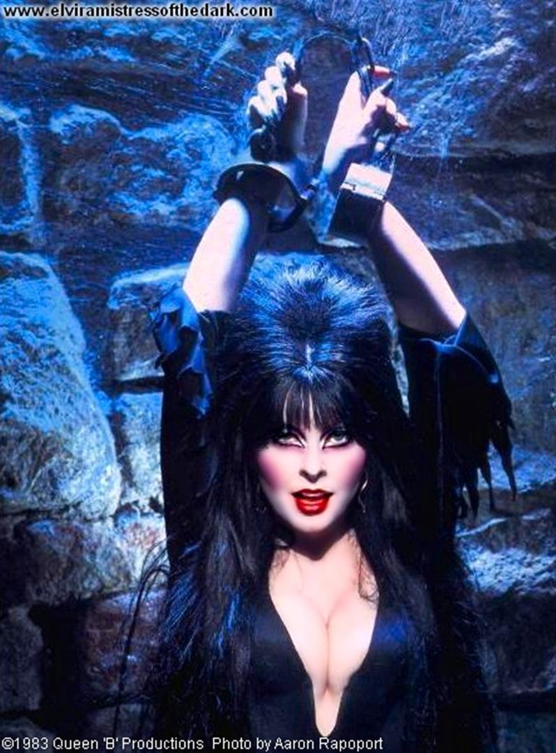 bondage mistress Dark elvira