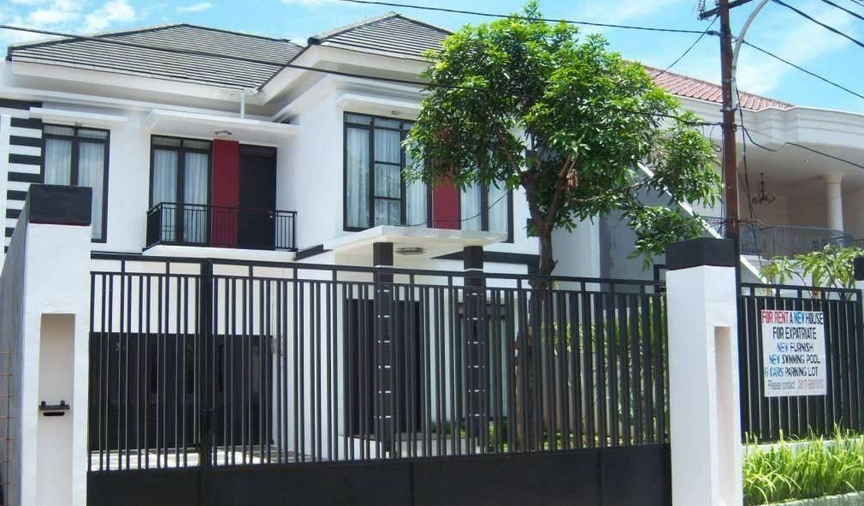 rent house in jakarta