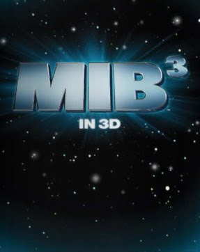 Men in Black 3,  movie, poster, official