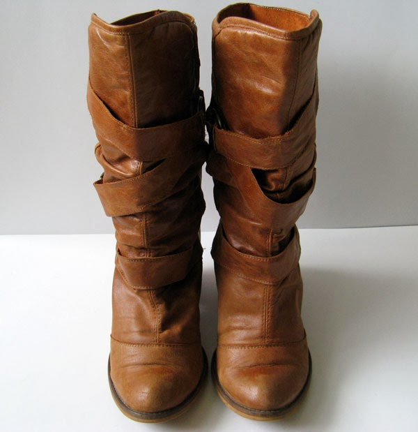 New Brownleatherboots  Crispy Fashion Trends