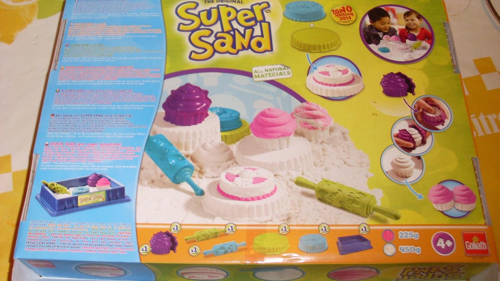 deux fois maman le blog incontournable des mamans heureuses super sand le sable. Black Bedroom Furniture Sets. Home Design Ideas