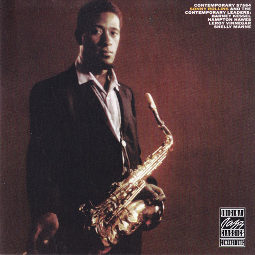 into the rhythm: Sonny Rollins - S. Rollins and the Contemporary ...
