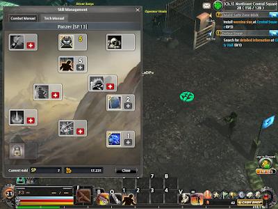 Metal Reaper Online - Branch Skills Panzer