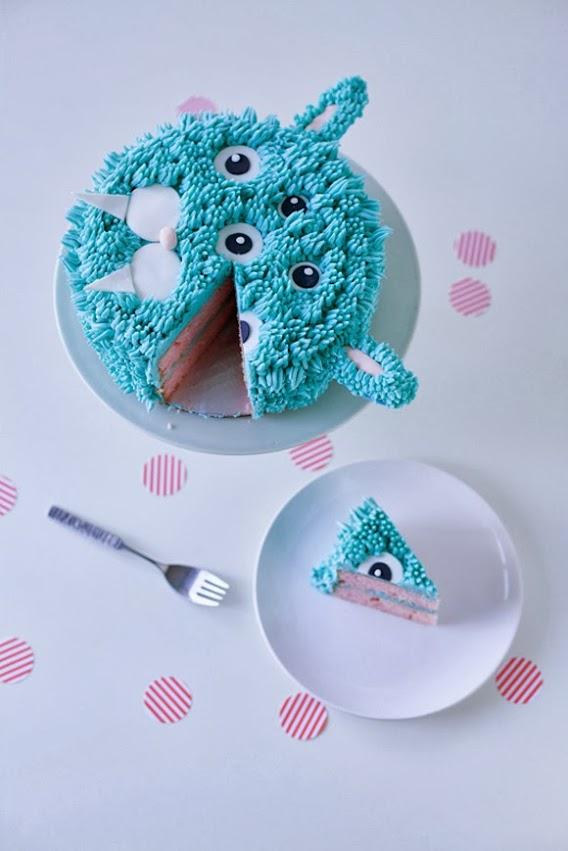 Upeita kakkuidiksiä äitienpäiväksi
