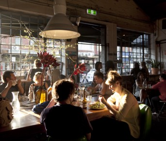 Vegie Bar, Brunswick St, Fitzroy