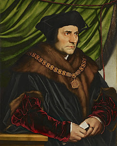 St. Thomas More- Patron Saint of this site
