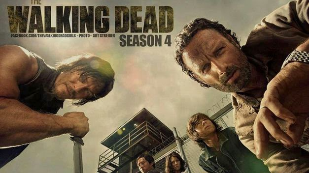 The Walking Dead - Cuarta Temporada